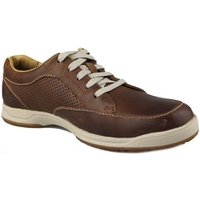 Clarks  STAFFORD PARK  men's Shoes (Trainers) in Beige