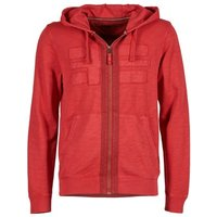 Napapijri  BELLEYE  men's Sweatshirt in Red