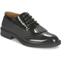 Vivienne Westwood  LACE UP BROUGE  men's Casual Shoes in Black
