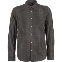 Quiksilver  SOUND TOUCH LS  men's Long sleeved Shirt in Grey