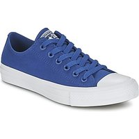 Converse  CHUCK TAYLOR All Star II OX  men's Shoes (Trainers) in Blue