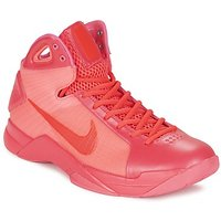 Nike  HYPERDUNK '08  men's Shoes (High-top Trainers) in Red