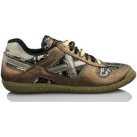 Munich Fashion  GOAL 758  men's Shoes (Trainers) in Brown