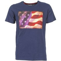 Best Mountain  FLORDA  men's T shirt in Blue