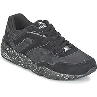 Puma  R698 SPECKLE V2  men's Shoes (Trainers) in Black