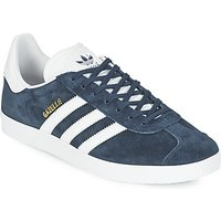adidas  GAZELLE  men's Shoes (Trainers) in Blue