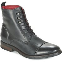 Base London  CLAPHAM  men's Mid Boots in Black