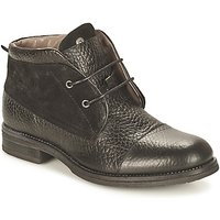 Coqueterra  ARMY  men's Mid Boots in Black