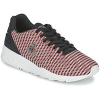 Le Coq Sportif  LCS R9XX GEO JACQUARD  men's Shoes (Trainers) in Red