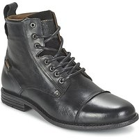 Levis  EMERSON LACE UP  men's Mid Boots in Black