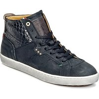 Pantofola d'Oro  MONTEFINO MID  men's Shoes (High-top Trainers) in Black