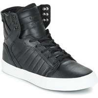 Supra  SKYTOP  men's Shoes (High-top Trainers) in Black