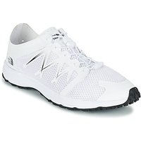The North Face  LITEWAVE FLOW LACE  men's Shoes (Trainers) in White