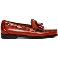 G.h. Bass   Co.  G.H. Bass   Co. Weejuns Tassle Loafers Tan  men's Loafers / Casual Shoes in Other