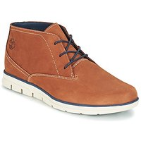 Timberland  BRADSTREET PT CHUKKA  men's Mid Boots in Brown
