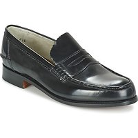 Barker  CARUSO  men's Loafers / Casual Shoes in Black