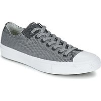 Converse  CHUCK TAYLOR ALL STAR II BASKETWEAVE FUSE OX  men's Shoes (Trainers) in Grey