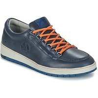 Allrounder by Mephisto  ALINTO  men's Shoes (Trainers) in Blue
