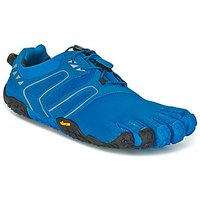 Vibram Fivefingers  V-TRAIL  men's Running Trainers in Blue
