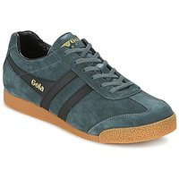 Gola  HARRIER  men's Shoes (Trainers) in Green
