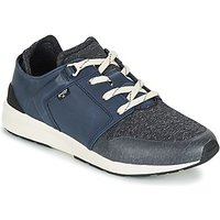 Levis  BLACK TAB RUNNER  men's Shoes (Trainers) in Blue