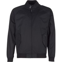 Ben Sherman  HARRINGTON  men's Jacket in Black