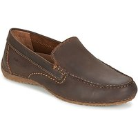 Hush puppies  RIBAN  men's Loafers / Casual Shoes in Brown