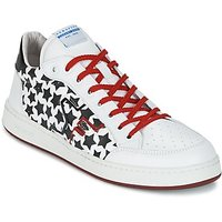 Serafini  LOS ANGELES LOW  men's Shoes (Trainers) in White