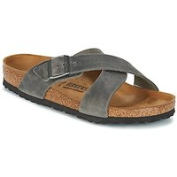 Birkenstock  TUNIS  men's Mules / Casual Shoes in Grey