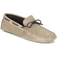 Casual Attitude  MACOUA  men's Loafers / Casual Shoes in Beige