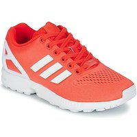 adidas  ZX FLUX EM  men's Shoes (Trainers) in Red
