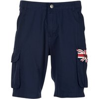Lonsdale  SILLOTH  men's Shorts in Blue