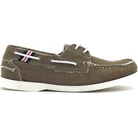 Submariine London  SML610024 Mocassins Man Brown  men's Loafers / Casual Shoes in Brown