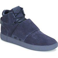 adidas  TUBULAR INVADER STR  men's Shoes (High-top Trainers) in Blue