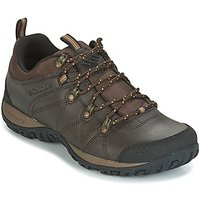 Columbia  PEAKFREAK VENTURE WATERPROOF  men's Sports Trainers (Shoes) in Brown