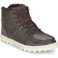 DC Shoes  WOODLAND M BOOT BTN  men's Mid Boots in Brown