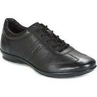 Geox  UOMO SYMBOL  men's Shoes (Trainers) in Black