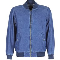 Levis  THERMORE BOMBER  men's Denim jacket in Blue