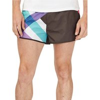 Religion  Men's Print Poison Swim Shorts, Black  men's Shorts in Black