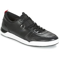HUGO  FUSION TENN  men's Shoes (Trainers) in Black