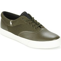 Polo Ralph Lauren  VERNON  men's Shoes (Trainers) in Green