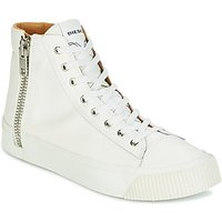 Diesel  S-VOYAGE  men's Shoes (High-top Trainers) in White
