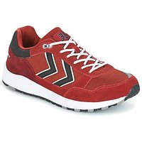 Hummel  3S SPORT  men's Shoes (Trainers) in Red