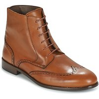 So Size  HUFRAN  men's Mid Boots in Brown
