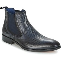 Brett   Sons  BINEL  men's Mid Boots in Blue