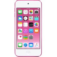 APPLE iPod touch - 128 GB, 6th Generation, Pink, Pink