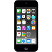 APPLE iPod touch - 128 GB, 6th Generation, Space Gray, Gray