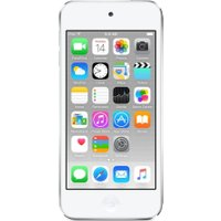 APPLE iPod touch - 128 GB, 6th Generation, Silver, Silver