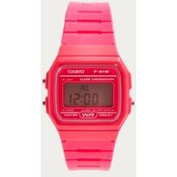 Casio Classic Pink Digital Watch, Pink