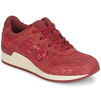 Asics  GEL-LYTE III  men's Shoes (Trainers) in Red